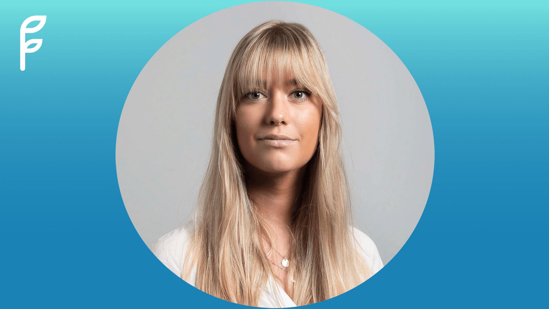 Medarbetarintervju med Maria Franzon
