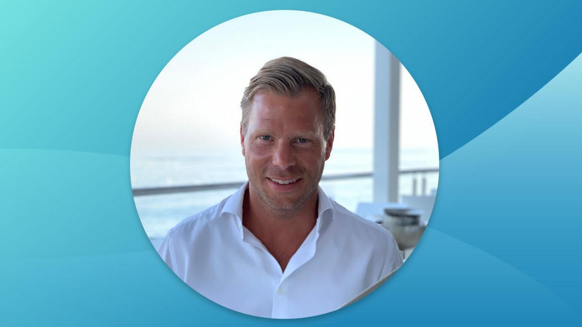 Möt Mattias Egmar – en av Fundlers nyaste kunder